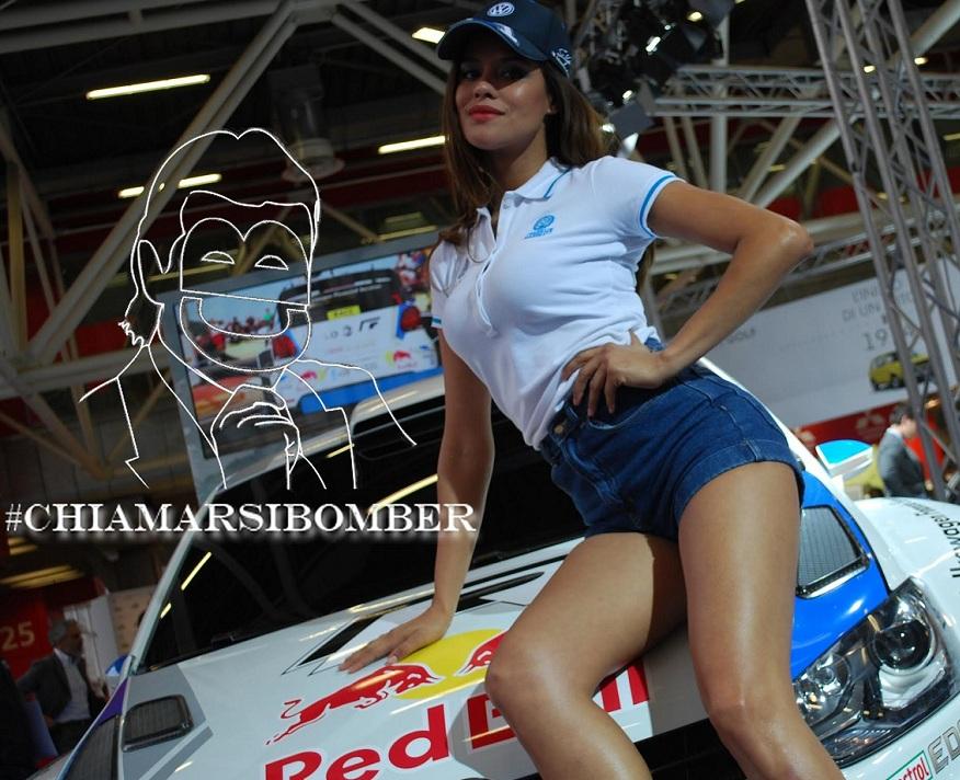 ChiamarsiBomber in anteprima al MotorShow 2014