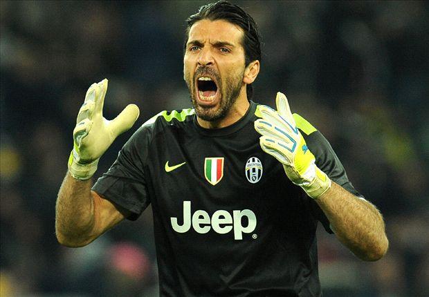 L'inaspettato gesto di Gigi Buffon