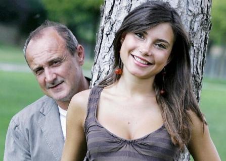 Le figlie degli allenatori: Greta Rossi.