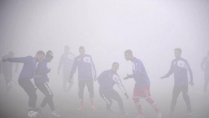 La partita nella nebbia