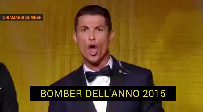 BOMBER DELL'ANNO 2015