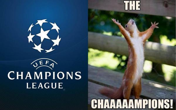 Champions League: qual è il vero testo dell'inno?