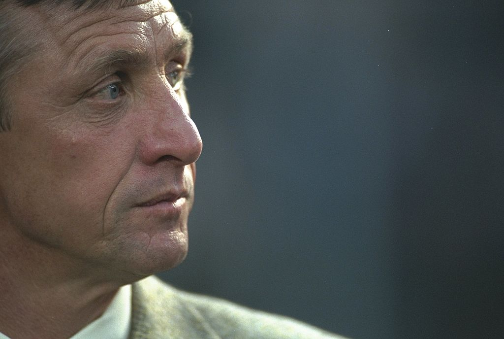 Johan, il profeta del calcio