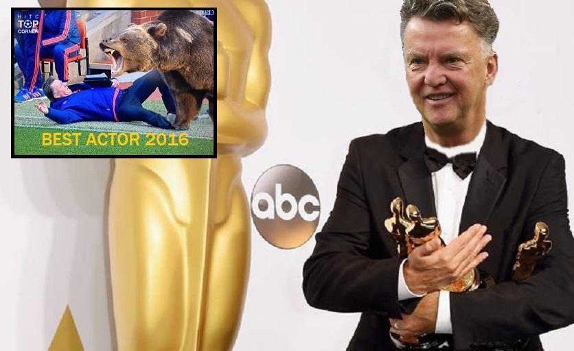 And the Oscar goes to…Van Gaal