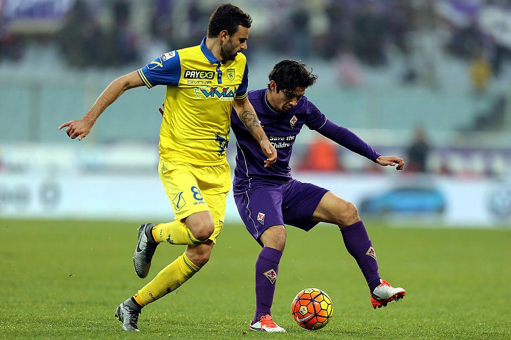 36a Giornata Serie A : Chievo Verona – Fiorentina