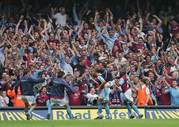 Sto sempre a soffiare bolle…l'inno del West Ham