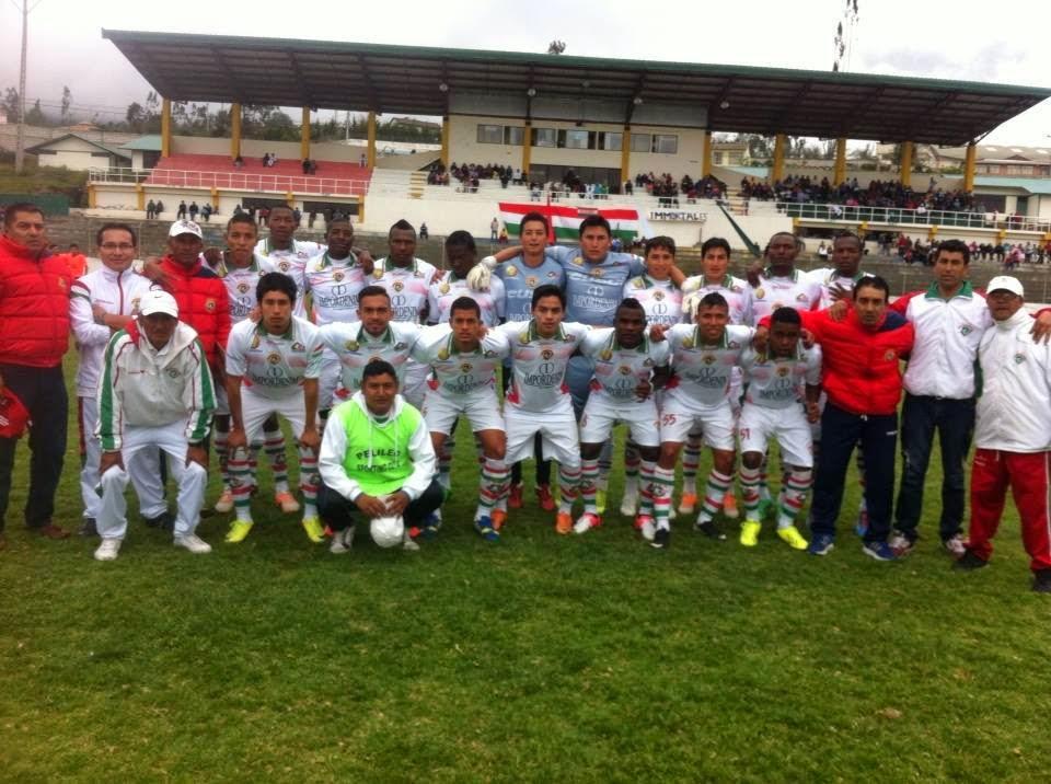 Record in Ecuador: il Pelileo vince 44-1