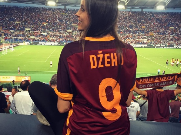 Figa Time: Lady Dzeko per dimenticare il Porto