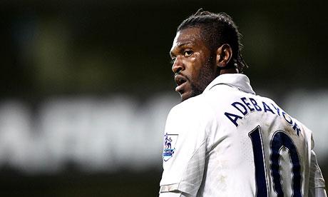 Adebayor si gioca il Lione: fuma e beve al colloquio