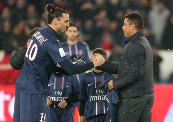 """A Natale anche Zlatan è più buono: """"Messi da Play e Ronaldo….."""""""
