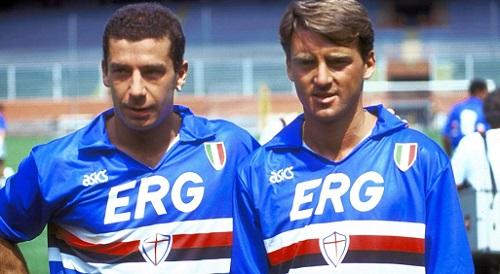 """Mancini: """"Io e Vialli, litigi e cazzeggio"""""""