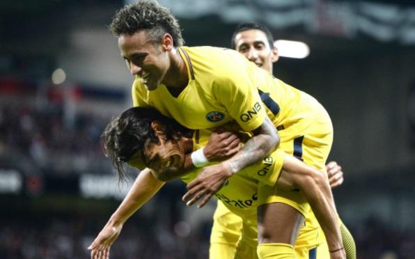 Il meteorite Neymar impatta sulla Ligue 1 (VIDEO)