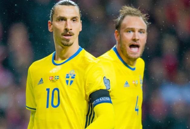 """Dopo 10 anni Re Zlatan abdica.  La Svezia ha un nuovo """"Best Player"""""""