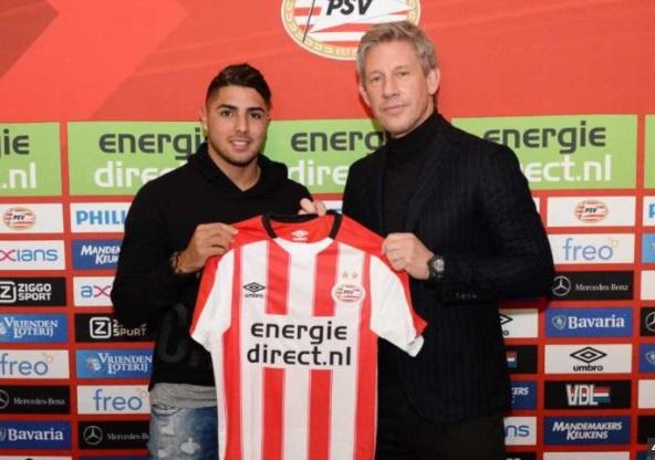 Il PSV compra un giocatore… con Football Manager