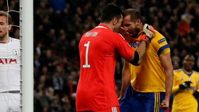 Confessione di un non-juventino sull'abbraccio tra Buffon e Chiellini a Wembley