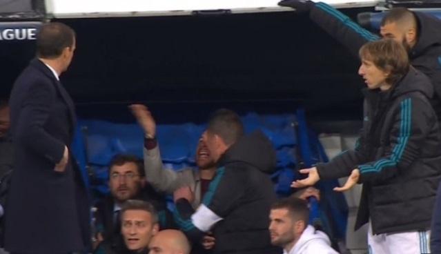 Quel pirlone di Sergio Ramos…