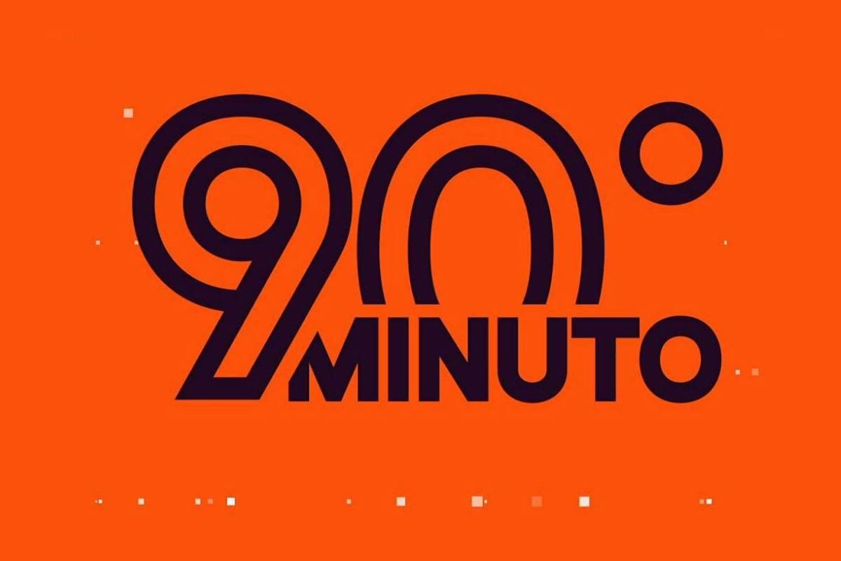 90° minuto
