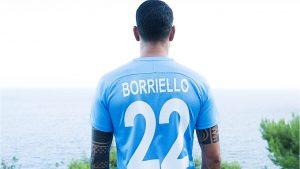 Borriello spiega la scelta di giocare a Ibiza