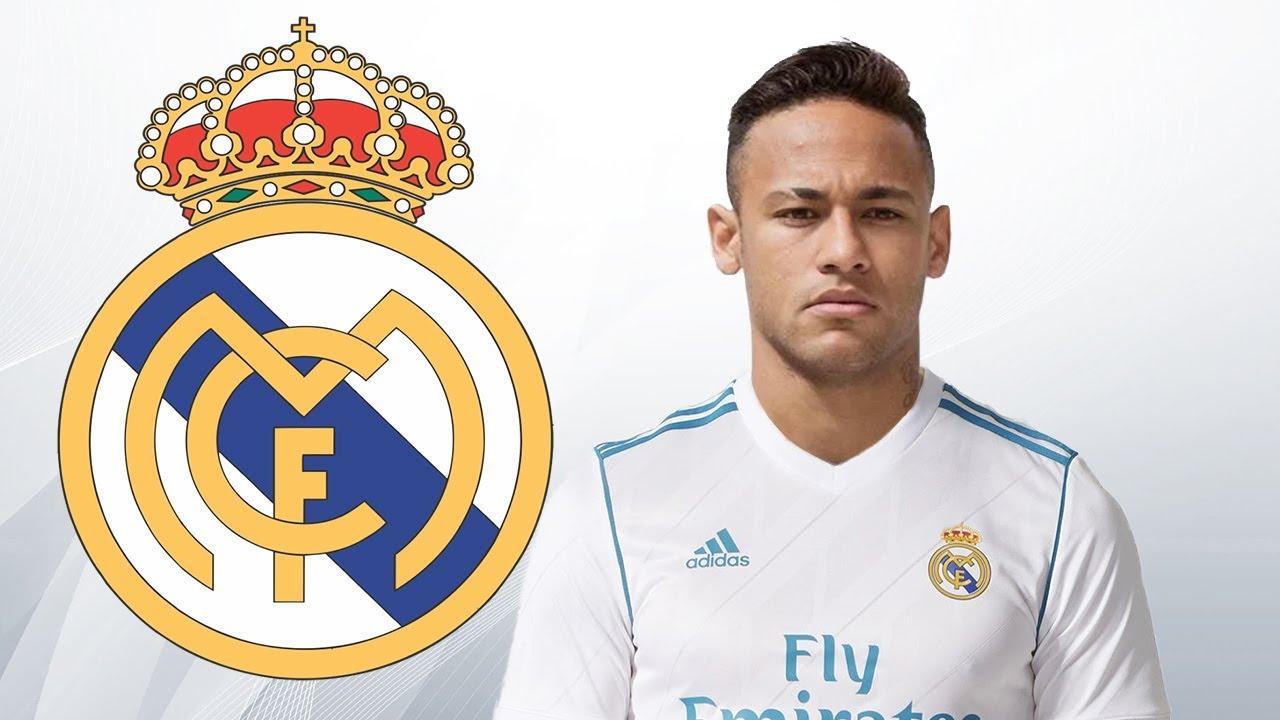 neymar era del real madrid
