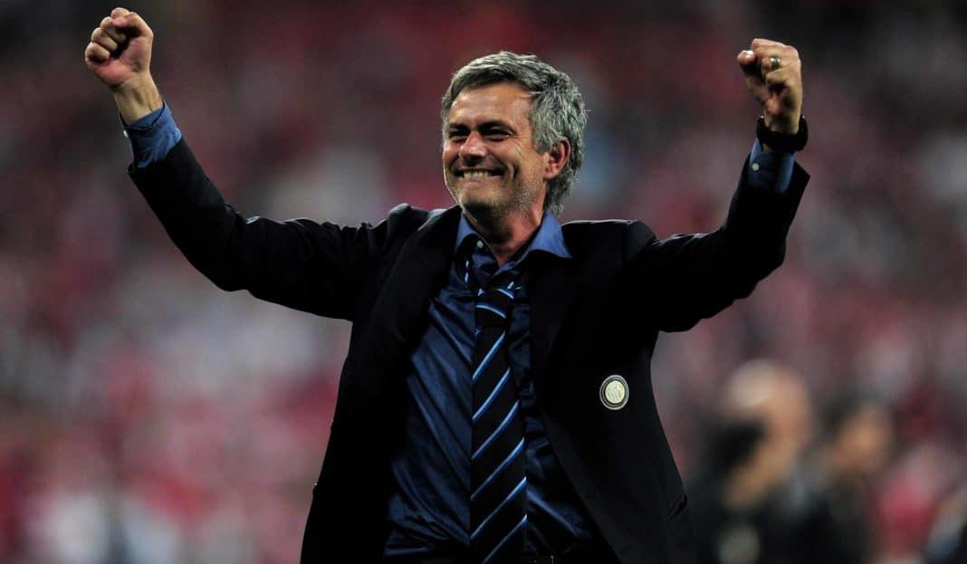 mourinho torna all'inter