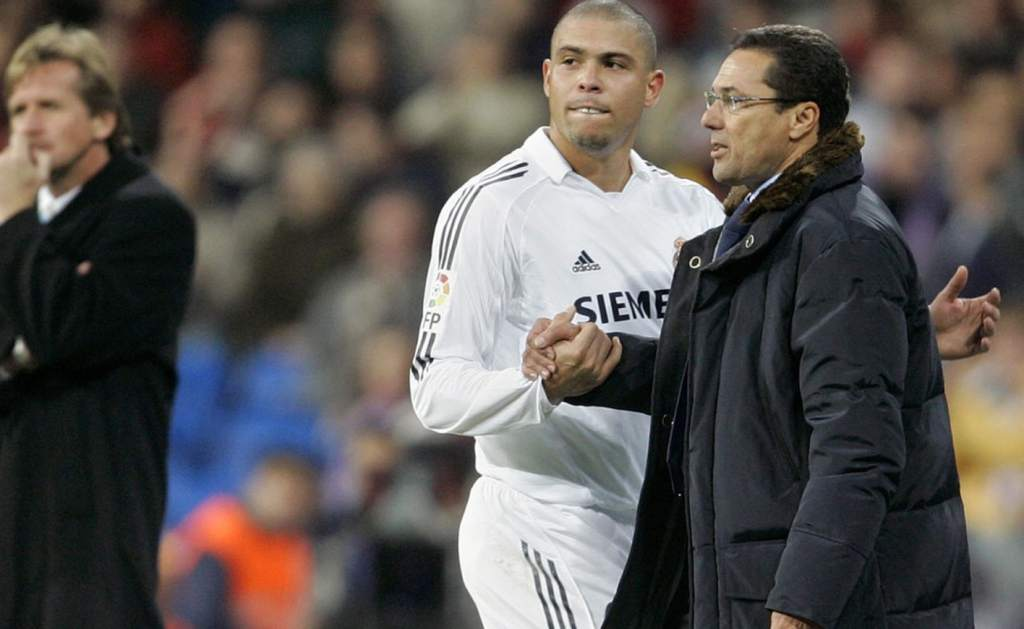 luxemburgo al real madrid