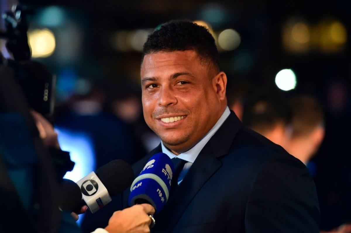 Ronaldo il Fenomeno oggi.