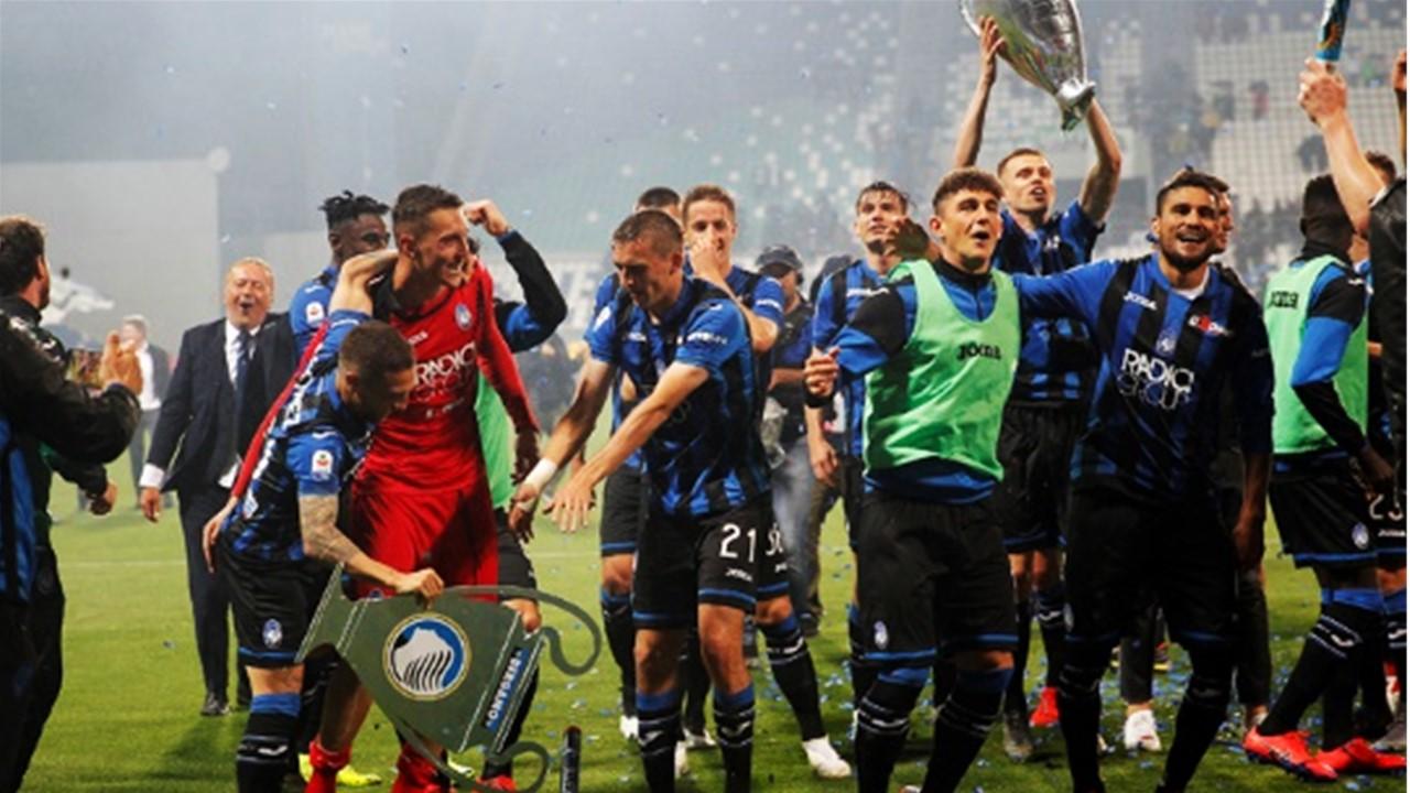 atalanta la champions