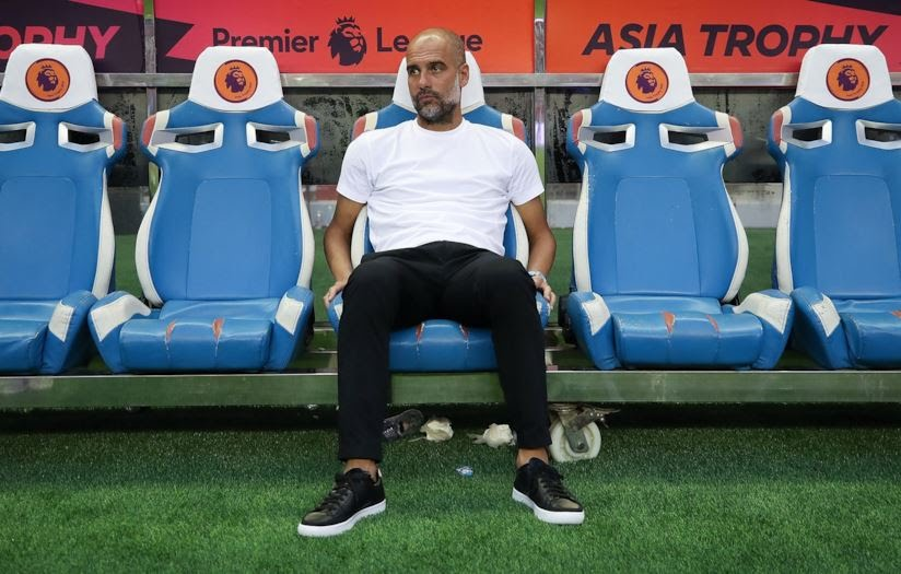 Guardiola e City massacrati in Cina