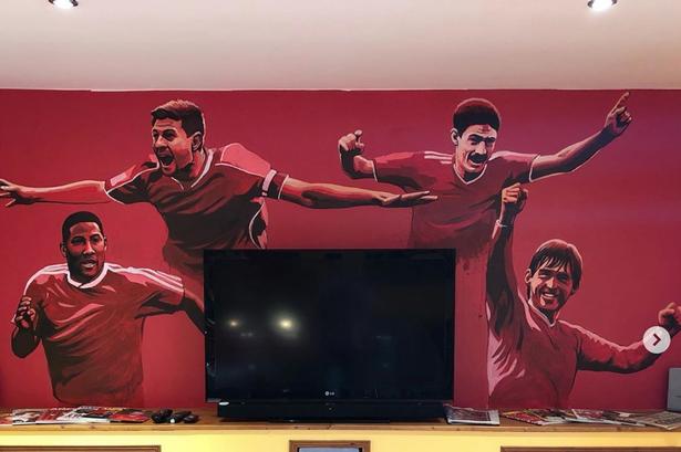 murale Liverpool