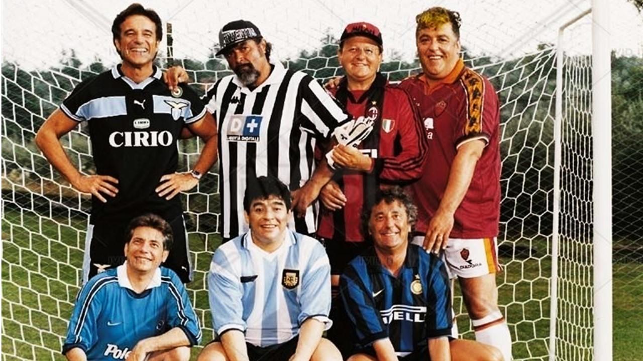 squadre più tifate in Italia