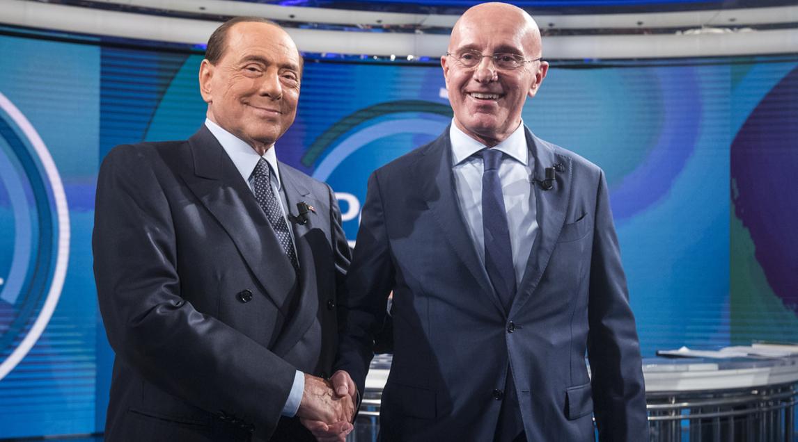 Sacchi e Berlusconi