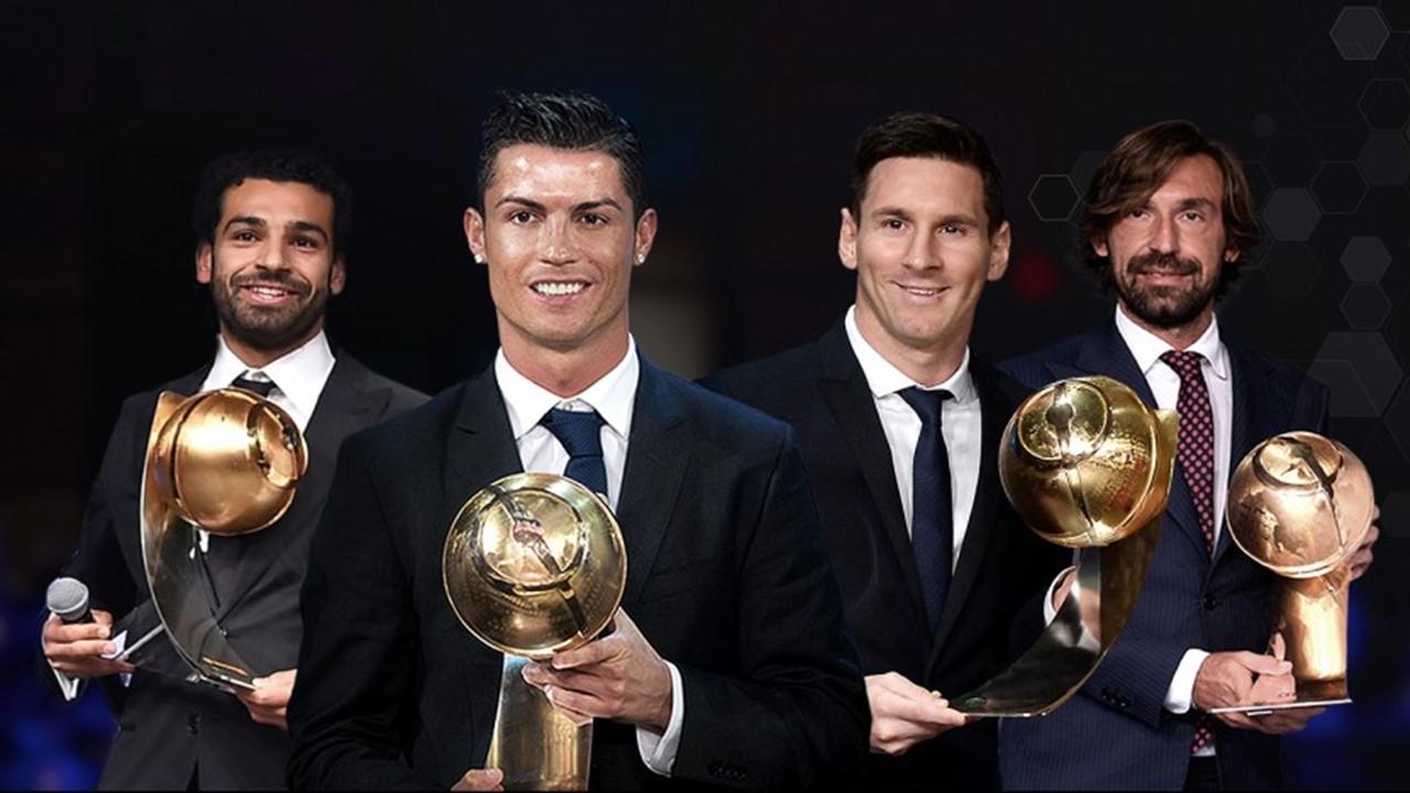 globe soccer awards 2019