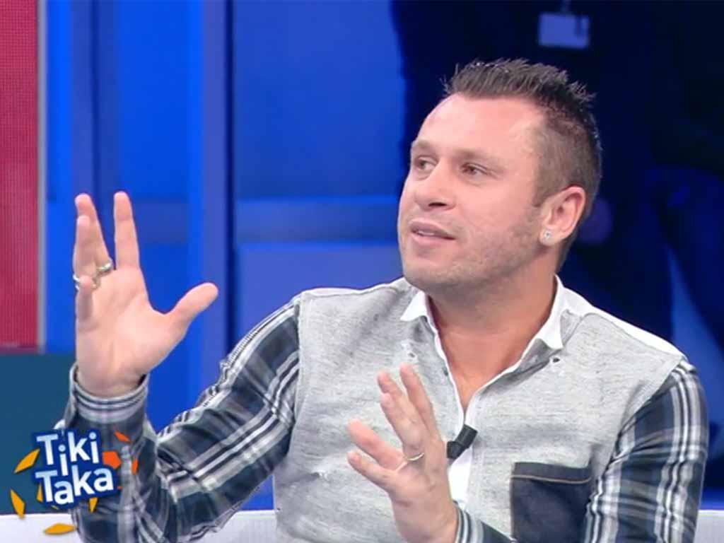 cassano-show contro sarri e szczesny