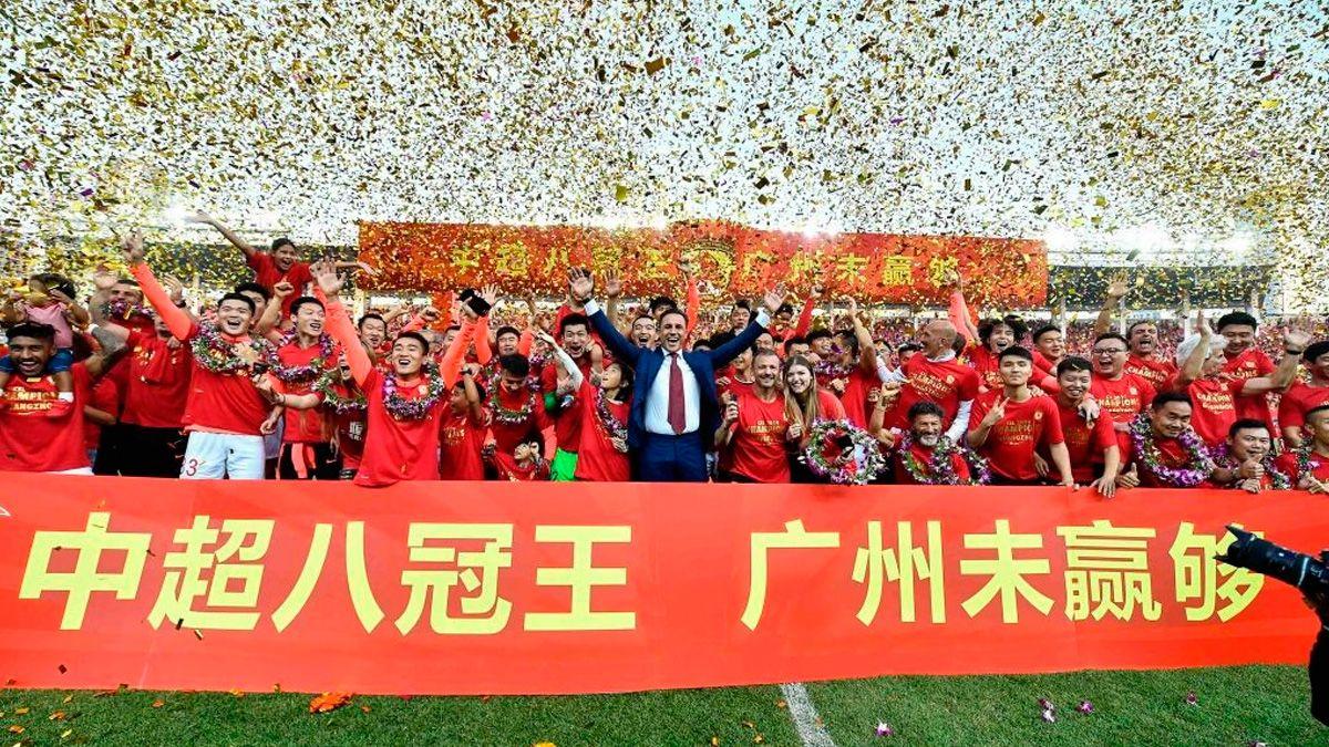 Cannavaro vince il campionato