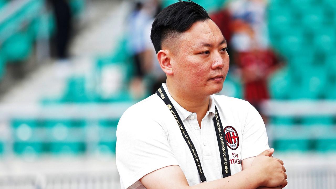 David Han Li attacca il Milan
