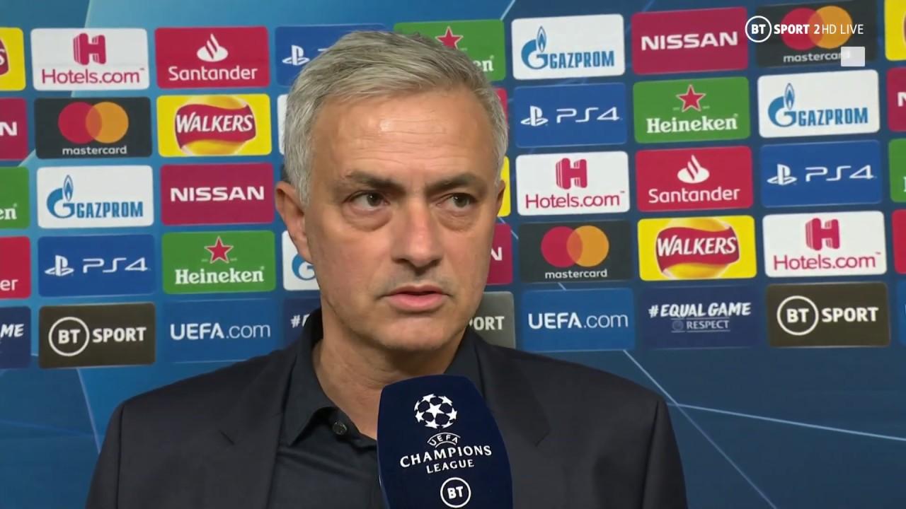 Mourinho non vince