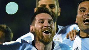 mendilibar attacca Messi