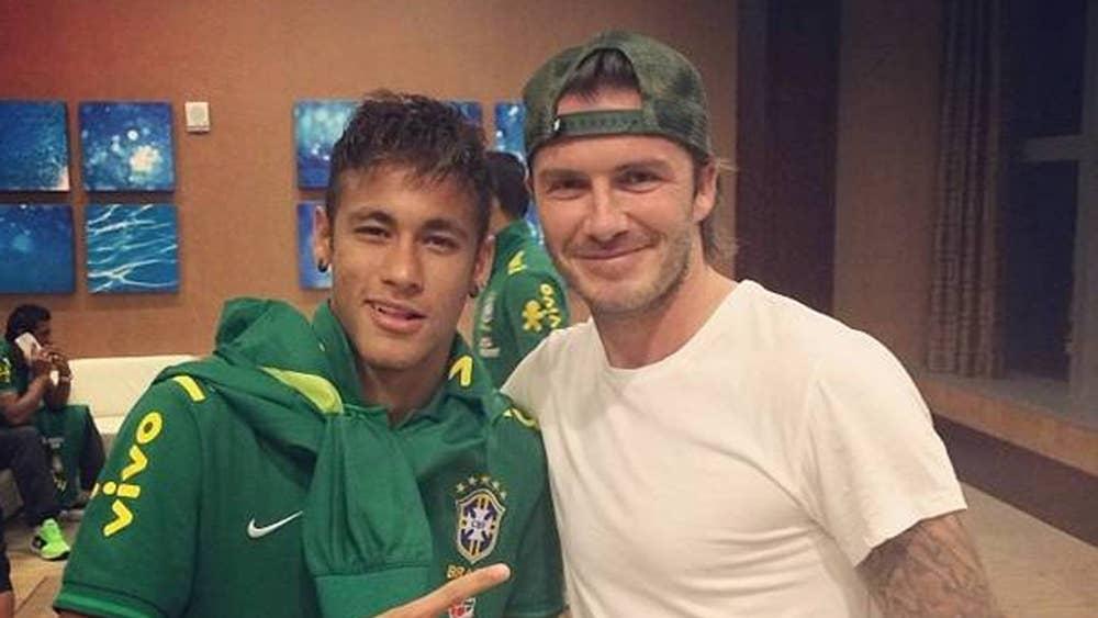 Neymar all'Inter Miami