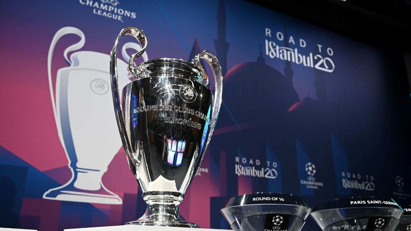 Champions ed Europa League sospese