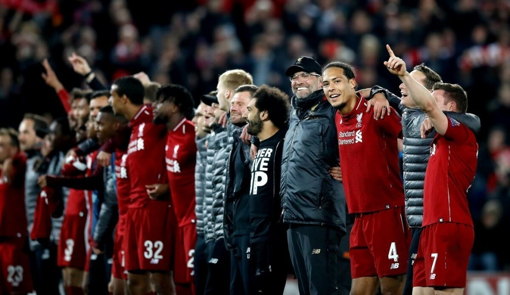 Liverpool campione a marzo