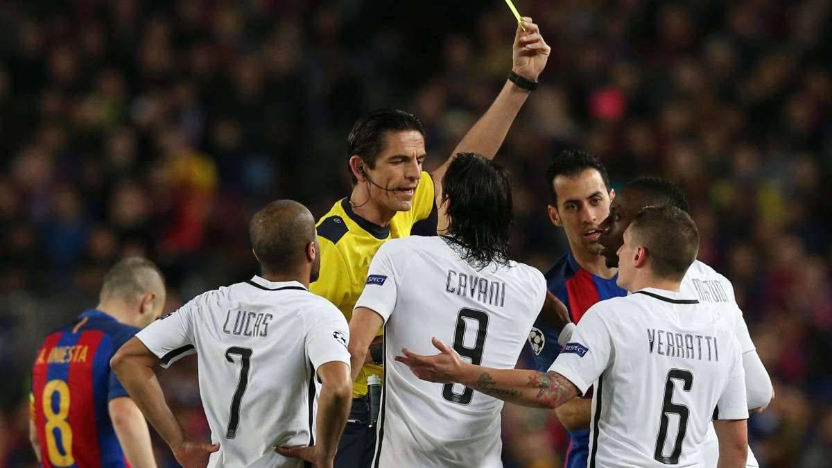 Remuntada Barça Psg
