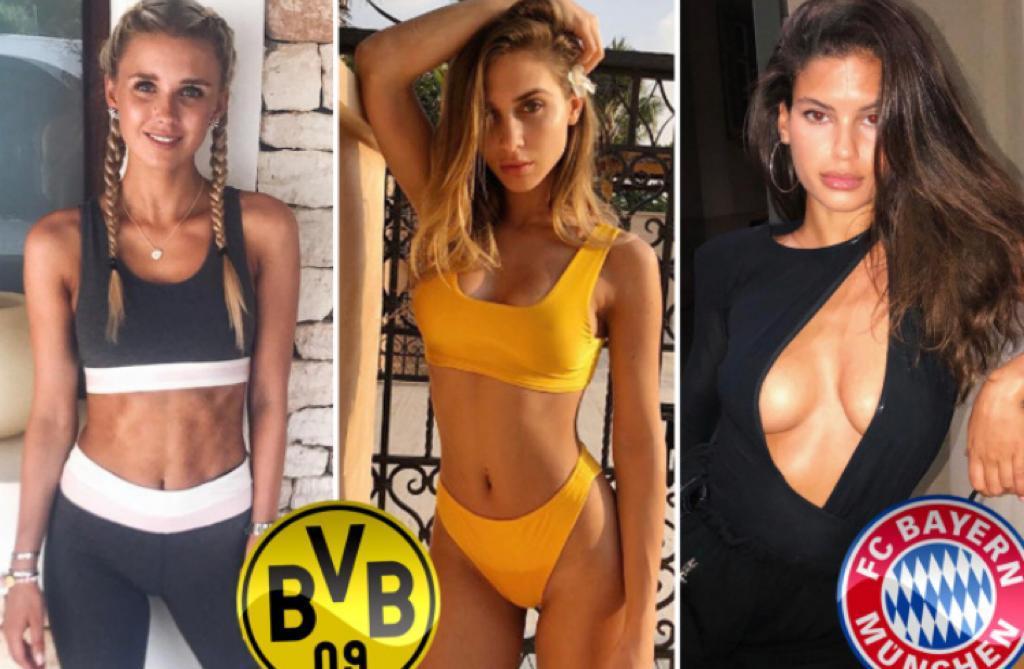 Dortmund BAyern sfida tra wags