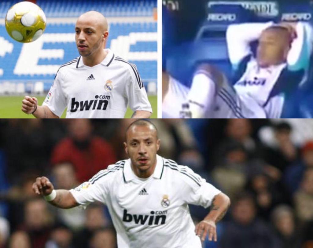Real Madrid Faubert
