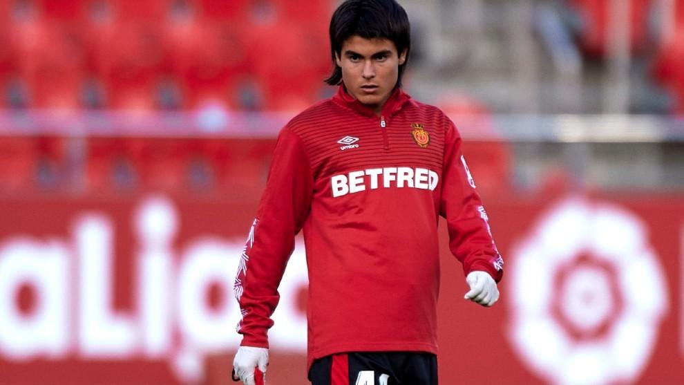 Luka Romero in liga