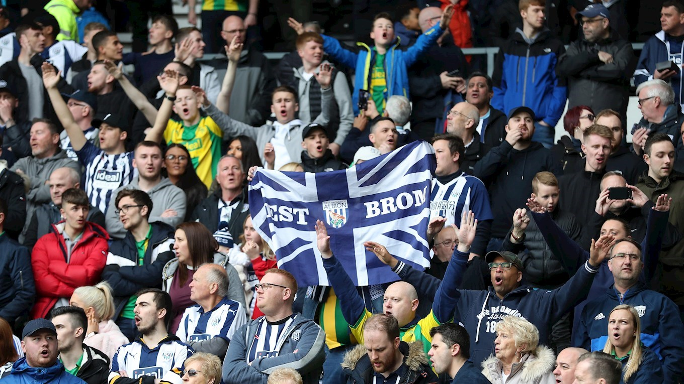 tifoso west Bromwich