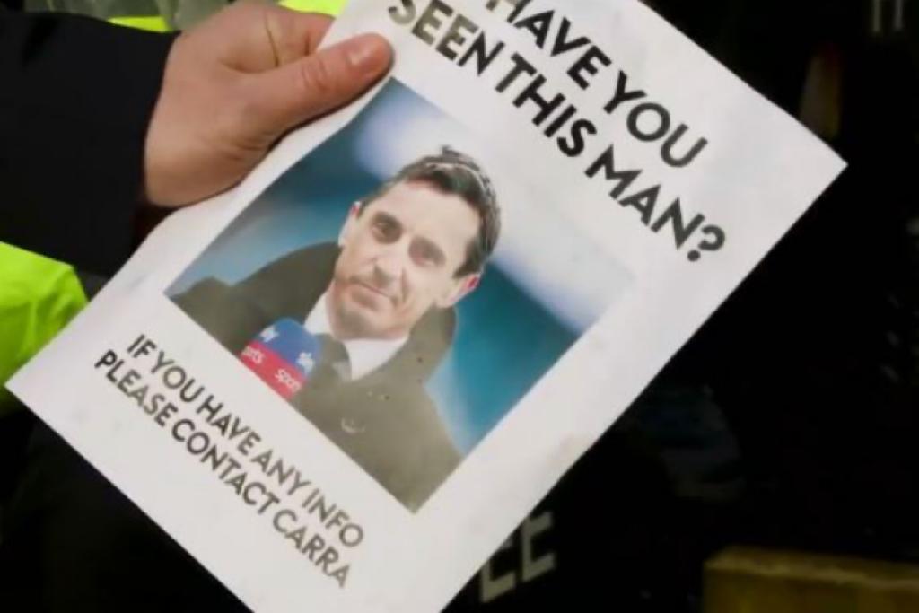 Liverpool Neville scappa Nuova Guinea