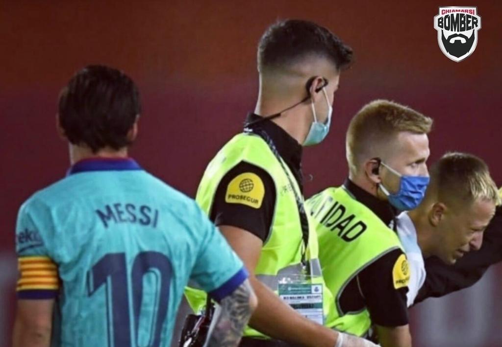 Mallorca-Barcellona invasore