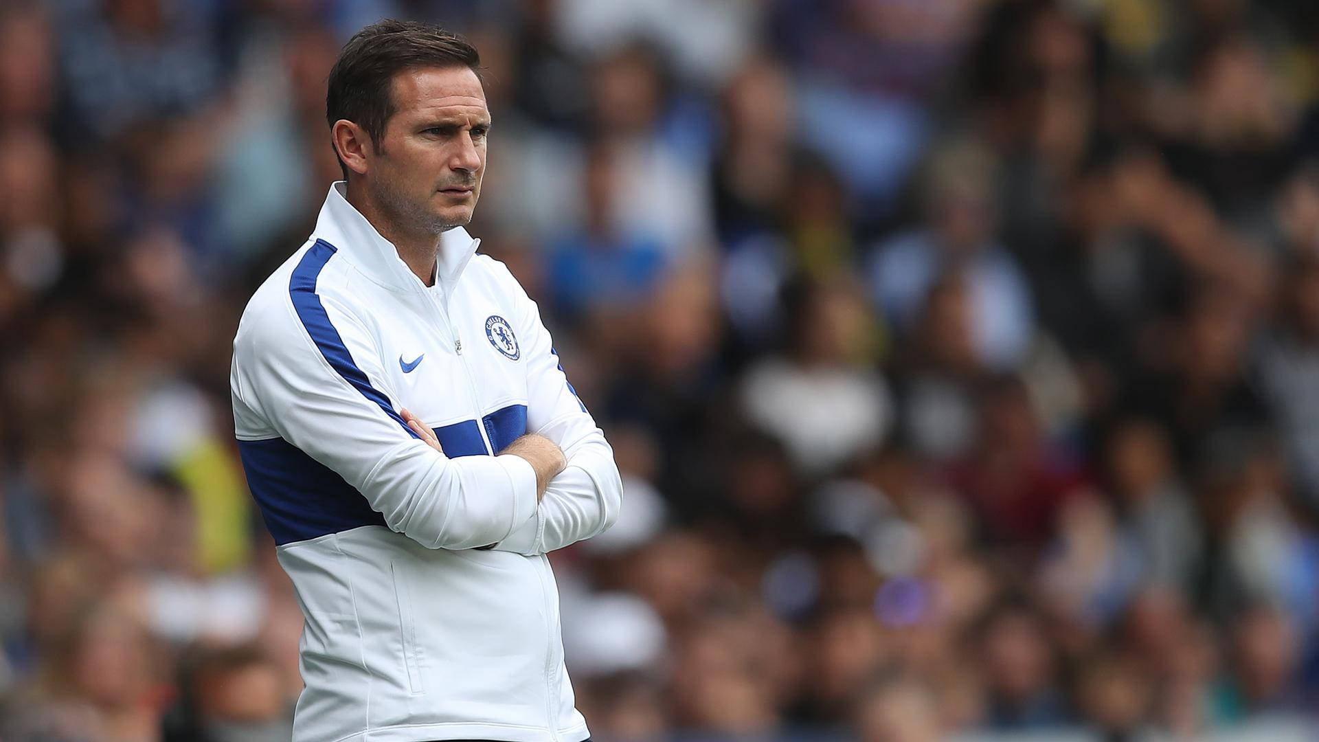 Chelsea rabbia Lampard