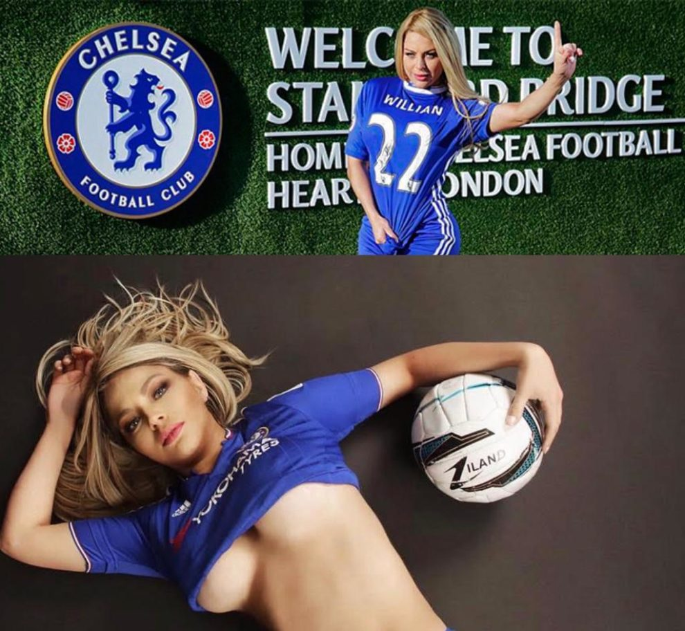 Miss BumBum Chelsea