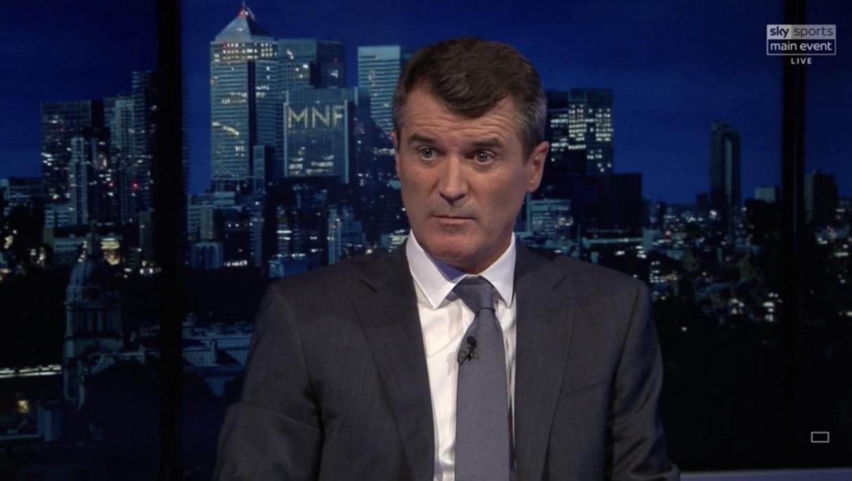 Roy Keane e de gea